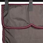 Greenfield Selection Porte de boxe gris/bordeaux - gris argent/bordeaux