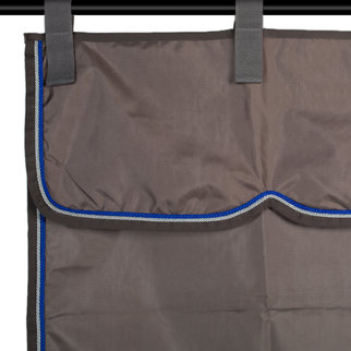 Greenfield Selection Storage bag grey/grey - silvergrey/royalblue