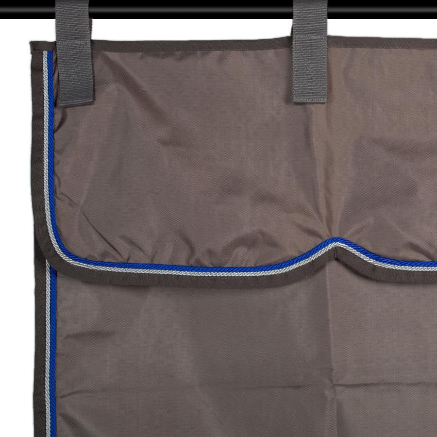 Greenfield Selection Opbergtas grijs/grijs - zilvergrijs/koningsblauw