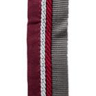 Greenfield Selection Porte tapis gris/bordeaux - gris argent/bordeaux