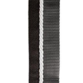 Saddle pad holder grey/grey - white
