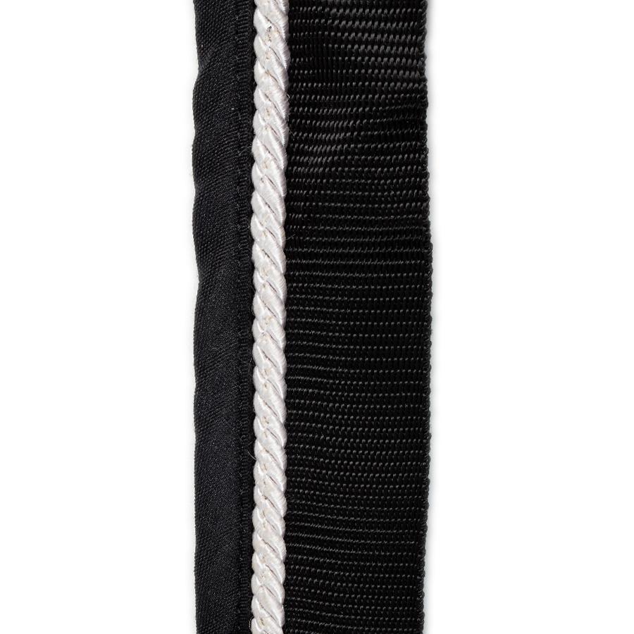 Greenfield Selection ST4 - Saddle pad blaholder black/black - white