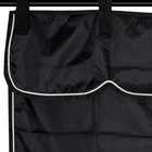 Greenfield Selection ST1 - Sac de rangement noir/noir - blanc