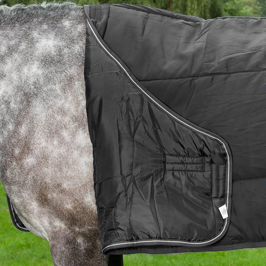 Greenfield Selection Sous-couverture 400 gr - noir