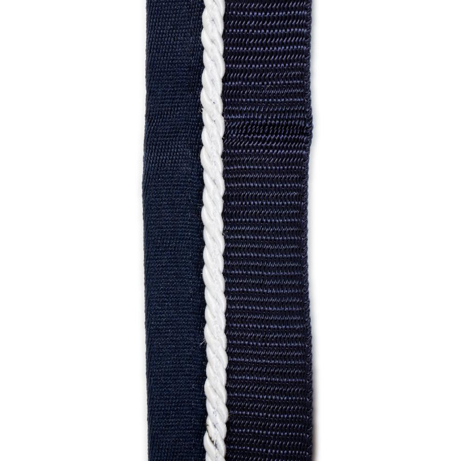 Greenfield Selection Zadeldoekhouder blauw/blauw - wit