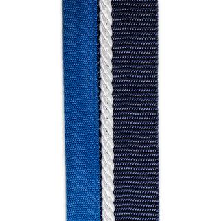 Greenfield Selection Porte tapis blue marine/blue clair - blanc