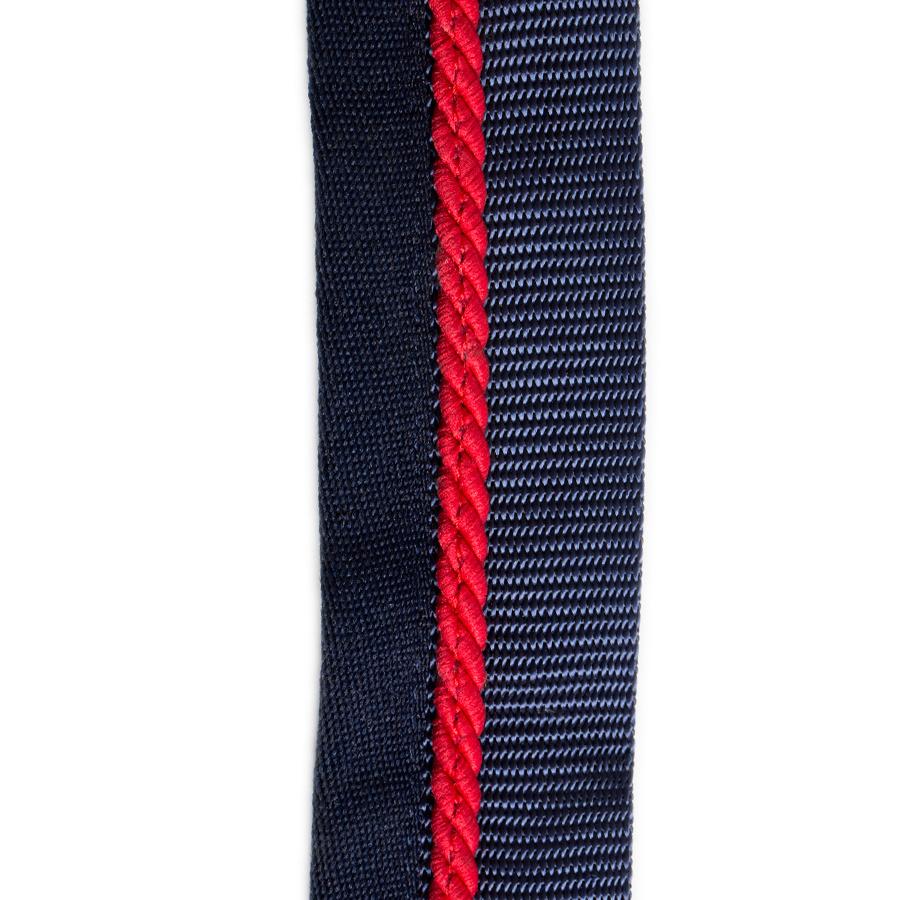 Greenfield Selection Zadeldoekhouder blauw/blauw - rood