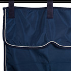 Greenfield Selection Porte tapis bleu marine/bleu marine - blanc