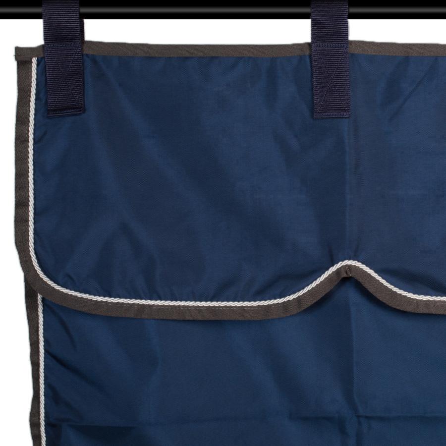 Greenfield Selection Opbergtas blauw/grijs - wit