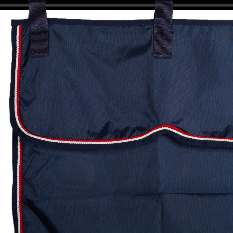 Greenfield Selection Storage bag navy/navy - white/red
