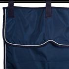 Greenfield Selection Sac de rangement bleu marine/bleu marine - blanc