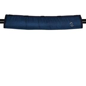 Protection de tête bleu marine