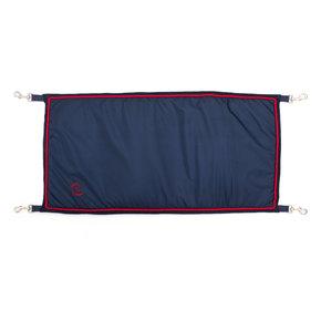 Porte boxe bleu marine/bleu marine - rouge