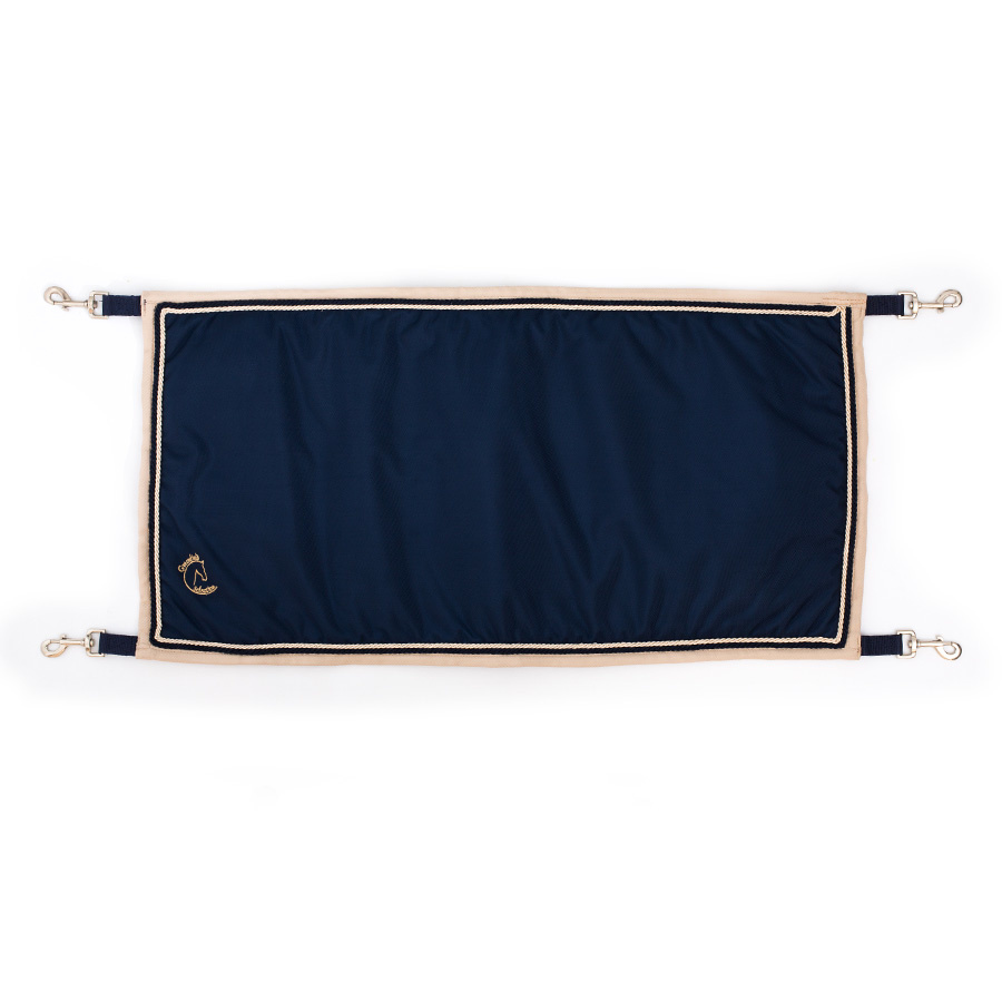 Greenfield Selection Stable guard navy/beige - navy/beige