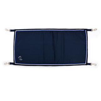 Greenfield Selection Staldeurdoek blauw/blauw - wit/koningsblauw