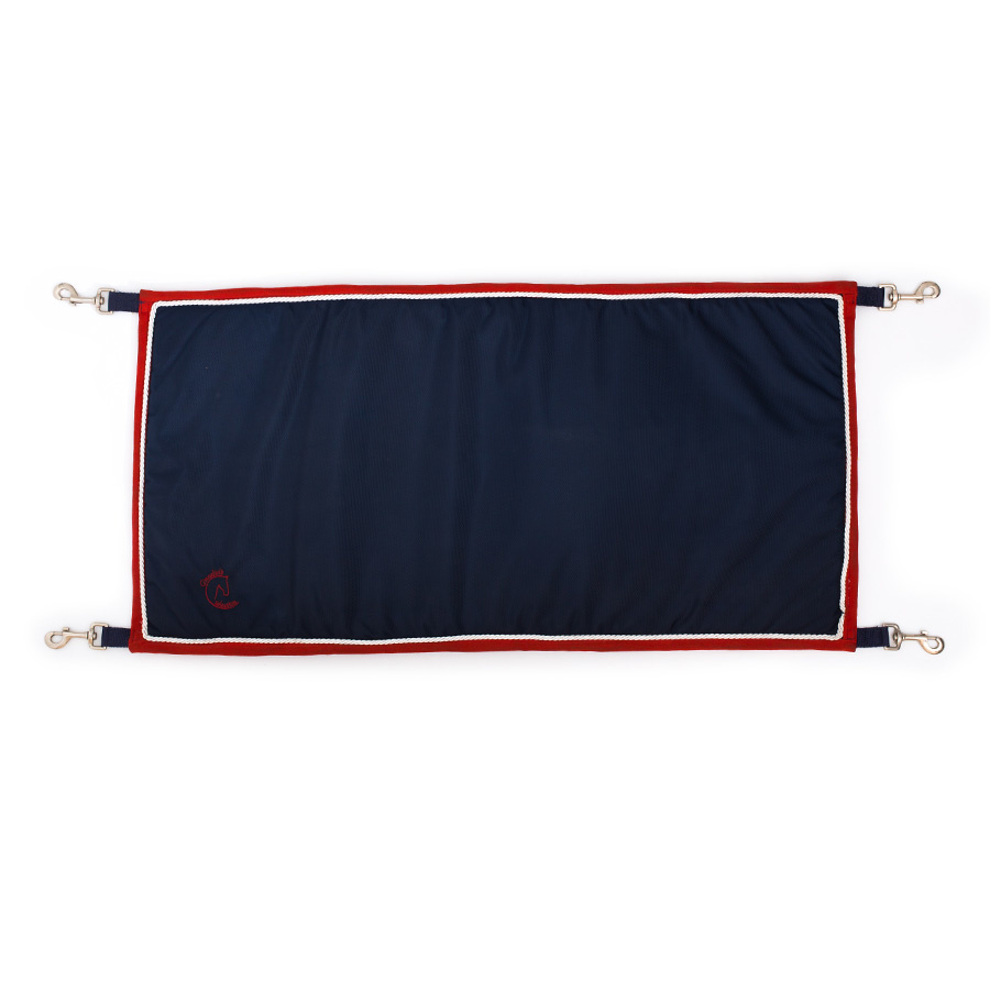 Greenfield Selection Stable guard navy/red - white