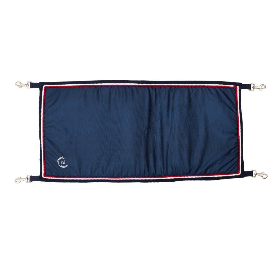 Greenfield Selection Stable guard navy/navy - white/red