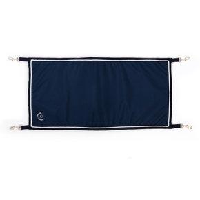 Porte boxe bleu marine/bleu marine - blanc