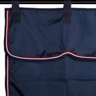 Greenfield Selection Stalgordijn blauw/blauw - wit/rood
