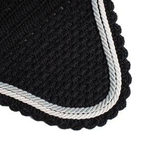 Poney - Bonnet - noir/noir-blanc/gris argent