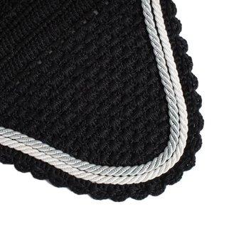 Greenfield Selection Poney - Bonnet - noir/noir-blanc/gris argent