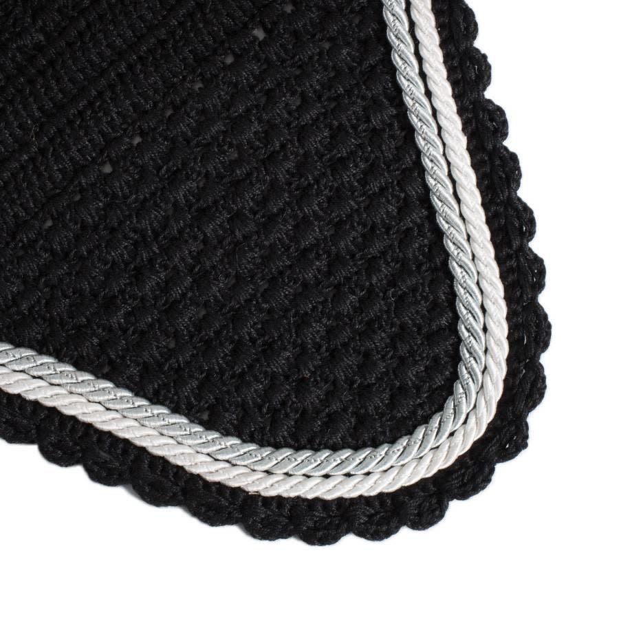 Greenfield Selection P/M - Oornetje - zwart/zwart - wit/zilvergrijs
