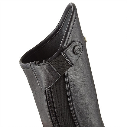 Suedwind Soft chap comfort - Noir
