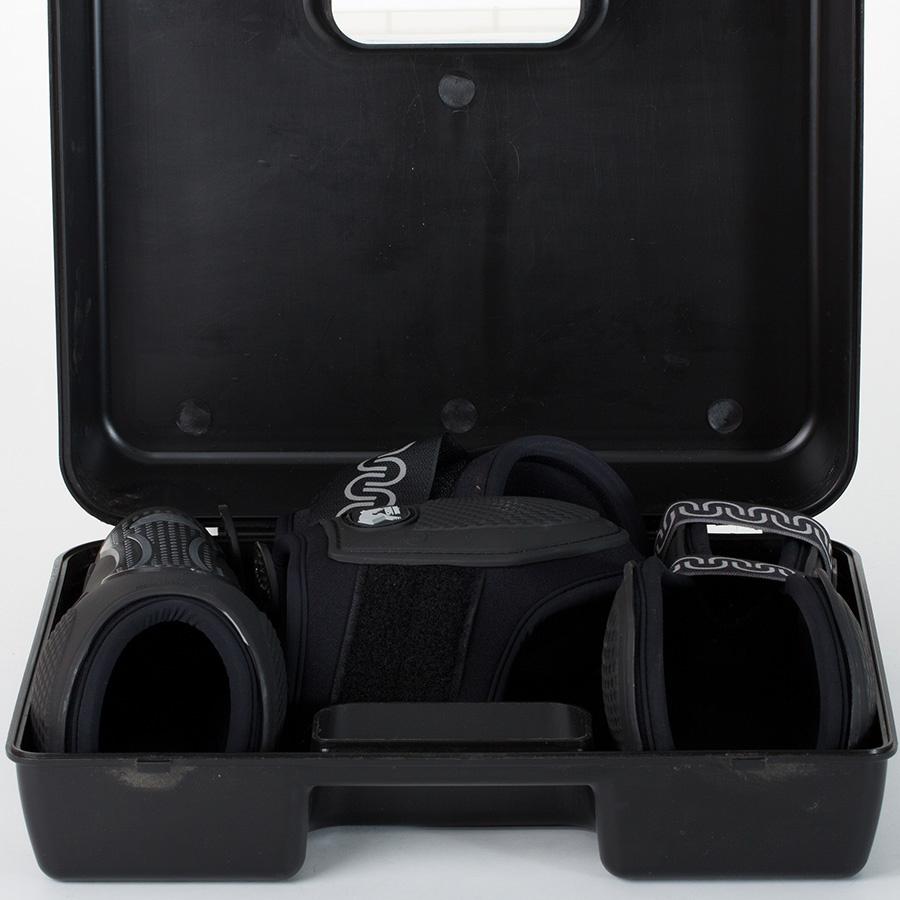 Sarm Hippique P3 - Set boots neoprene velcro