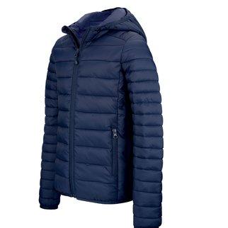 Kariban jacket with hoodie - men