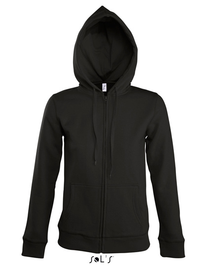 Sol's - Seven - Sweater with hoodie - ladies