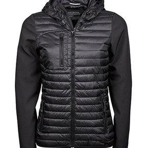 TJ - Crossover Neoprene Hooded - Jacket - ladies