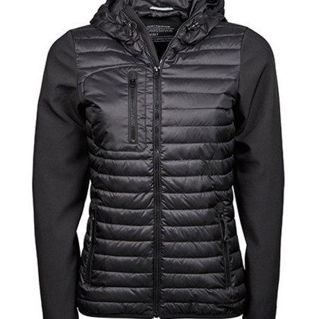 Tee Jays TJ - Crossover Neoprene Hooded - Jacket - ladies