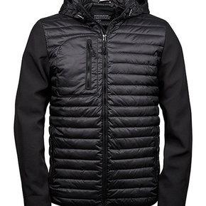 TJ - Crossover Neoprene Hooded - Jacket - men