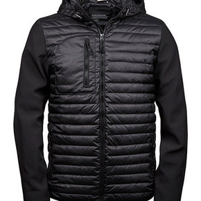 TJ - Crossover Neoprene Hooded - Veste - hommes