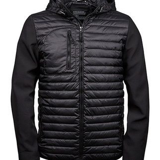 Tee Jays TJ - Crossover Neoprene Hooded - Jacket - men