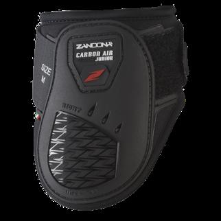 Zandona Carbon Air - junior - fetlock black - Black edition