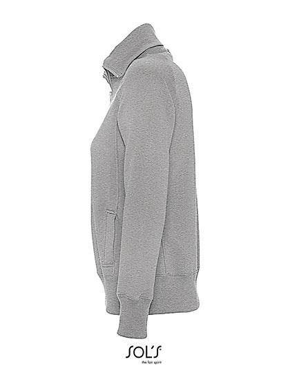 Sol's - Sundae/Soda - veste zippé avec col montant - femmes