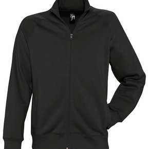 Sol's - Sundae/Soda - zipped sweater jacket with collar - men