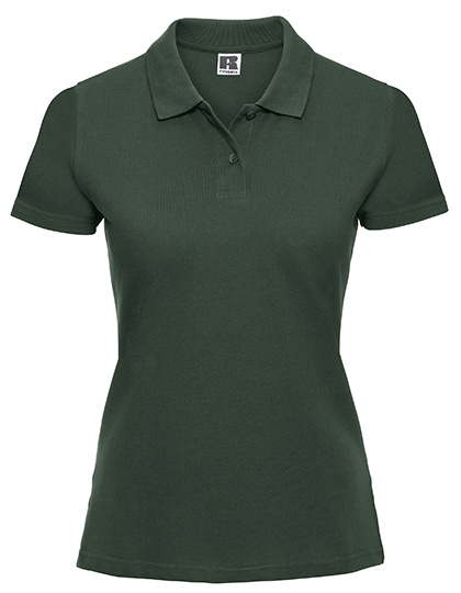 Russell - Classic Cotton - Polo - ladies