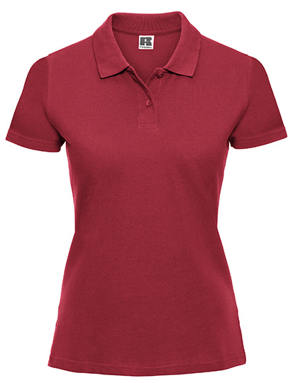Russell - Classic Cotton - Polo - femmes