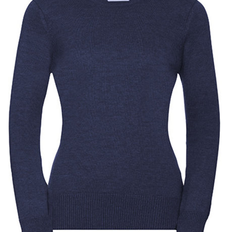 Russell - Crew neck knitted pullover - ladies