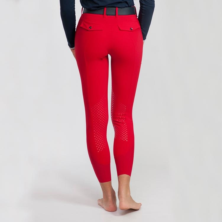 For Horses ENNIE - Woman extra comfort knee  grip breeches