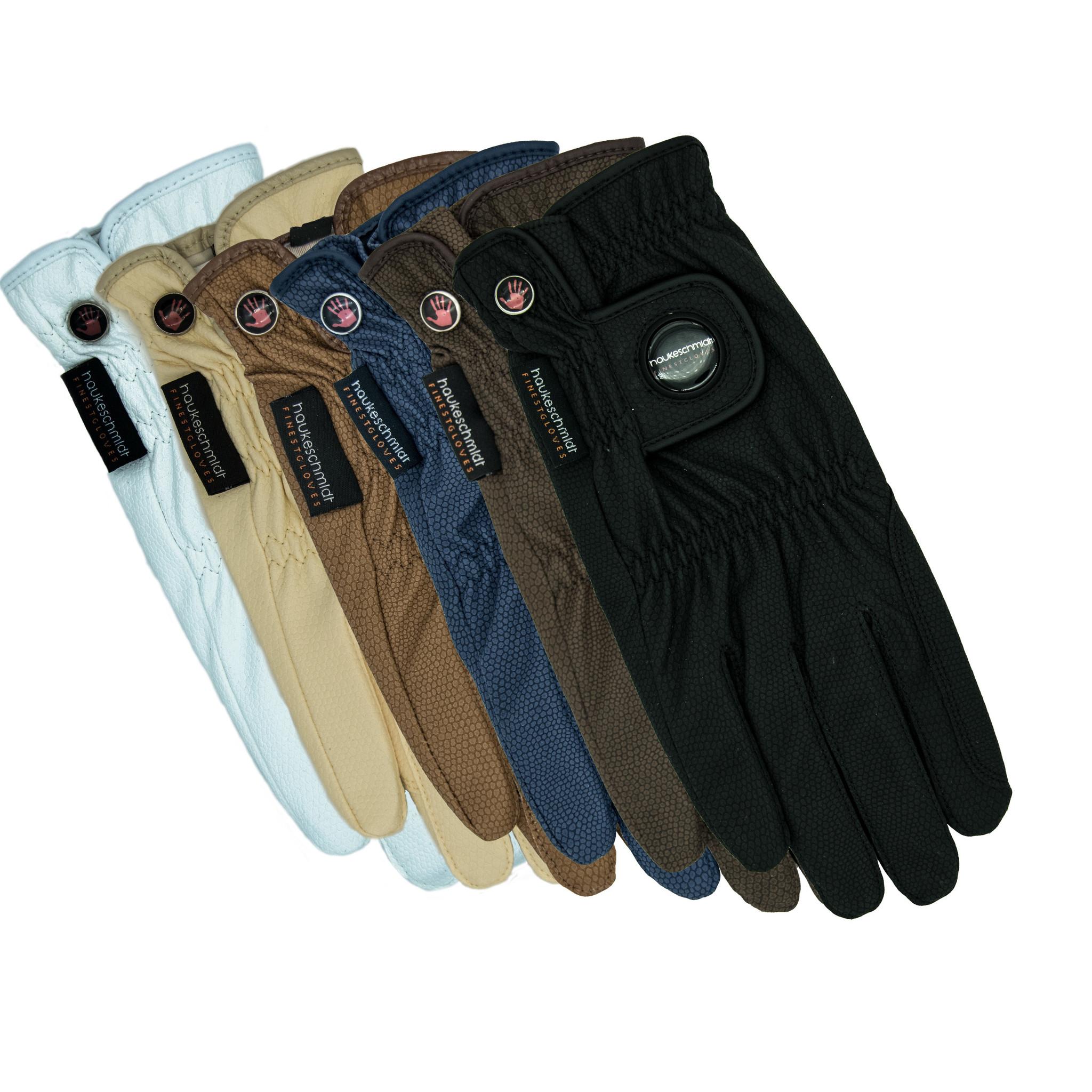 Haukeschmidt Gloves - A touch of class