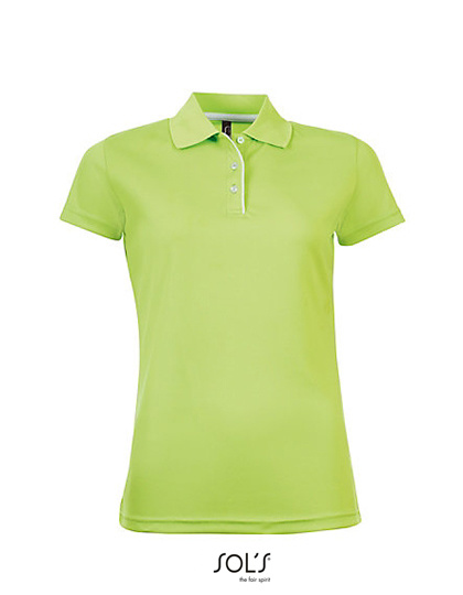 Sol's - Sports Polo Performer - Dames