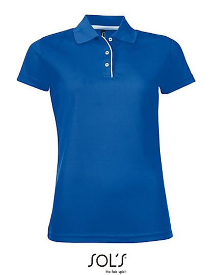 Sol's - Sports Polo Performer - Femmes