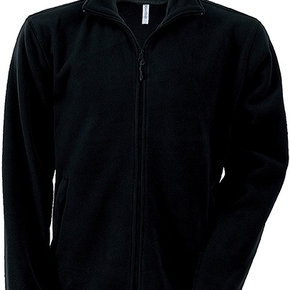 Kariban - Fleece zippé intégrale - Kids