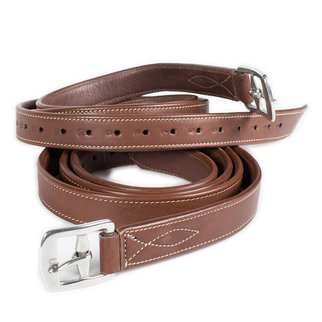 Greenfield Selection Soft stirrup leathers