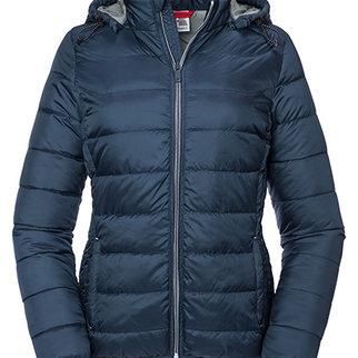 Russell Russel Nano Hooded Jacket - Ladies