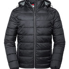 Russell Russel Nano Hooded Jacket - Hommes