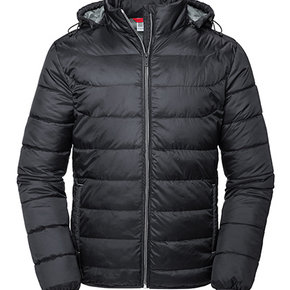 Russel Nano Hooded Jacket - Heren